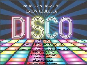 Disco 18032016